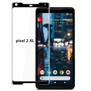 Google Pixel 2 XL Whole Screen Tempered Screen Protector