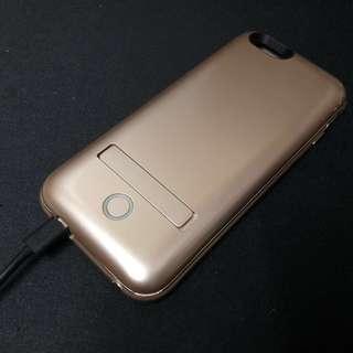 電池殻 Power+Shell Ex for iPhone 6 / 6S with Rechargeable Battery Case 3000mAh