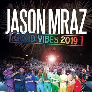 Jason Mraz Good Vibes Asian Tour