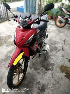 Honda wave ultimo 125x