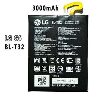 LG G6 BL-T32 3000mAh H870 H870DS  Battery