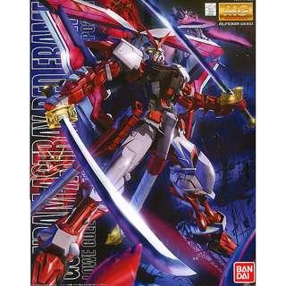 MG 1/100 Gundam Astray Red Frame Lowe Guele's Customize Mobile Suit MBF-P02Kai