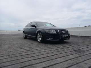 *** Audi A6 *** Book for CNY usage now!