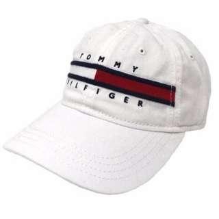 🚚 美國購入🇺🇸 Tommy Hilfiger 老帽 帽子 刺繡 Logo 帽