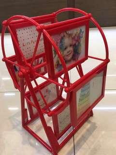造型相框 摩天輪相框 愛情摩天輪相框