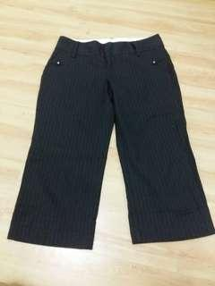 Tailored 7/8 pants