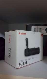 Canon Battery grip box