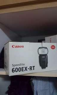 Canon flash box