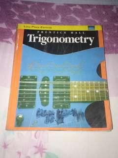 Trigonometry by Jerome D.  Hayden and Bettye C. Hall