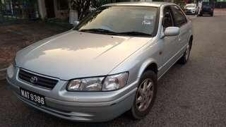 Toyota Camry 2002 (A) One owner Direct Owner