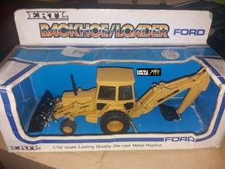 backhoe FORD