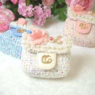 Mini girls sling bag