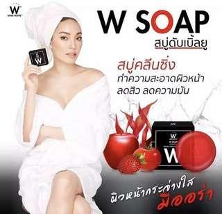 🚚 Soap wink white