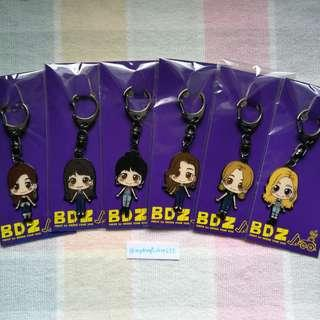 <CLEARANCE STOCK> TWICE 1ST ARENA TOUR 2018 BDZ OFFICIAL MEMBER KEYCHAIN #LIMITEDEDITION #JAPANEXCLUSIVE #TWICE #BDZ #READYSTOCK