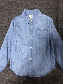 Cotton On Boys Shirt Size 6