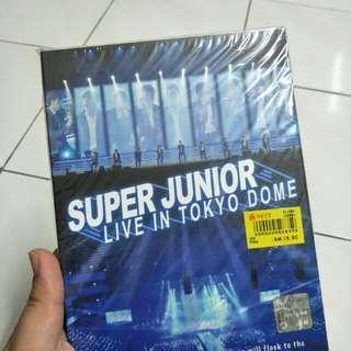 Super Junior Live In Tokyo Dome