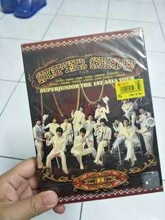 Super Junior Album ~ Super Show 1