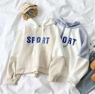 Sport Sweater with Hoodie Bangkok
