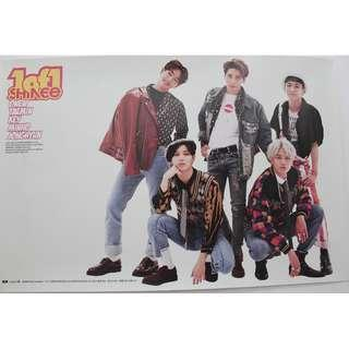 [Official] Poster SHINee - 1 of 1