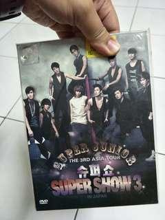 Super Junior Album ~ Super Show 3