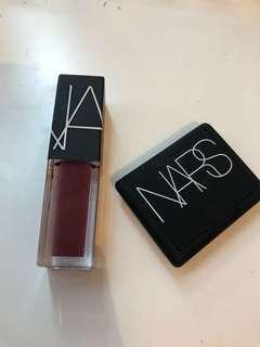 NARS Mini Lip + Highlighter combo