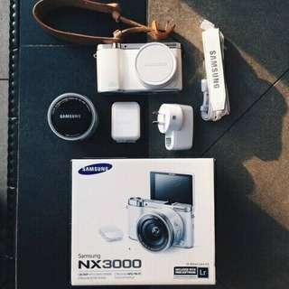 Samsung nx3000 nego