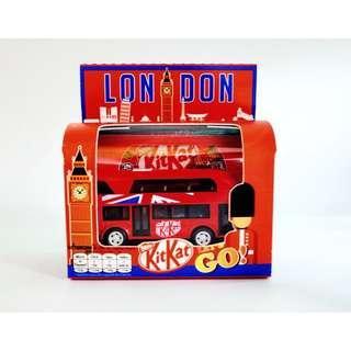 Kitkat London Bus with choc 17g x2pcs
