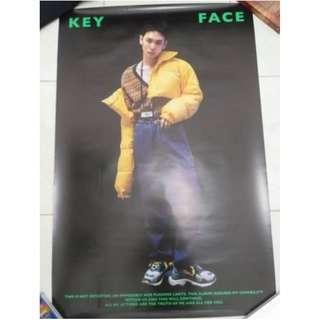 [Official] SHINee Key - Face Poster