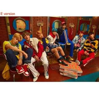 "BTS HER ALBUM POSTER ONLY ""LOVE VERSION"""