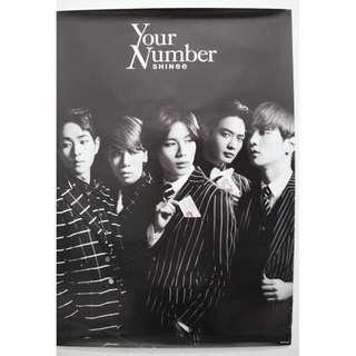 [Official] SHINee - Your Number Poster