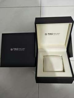 Branded new original tag Heuer box come with outer box also