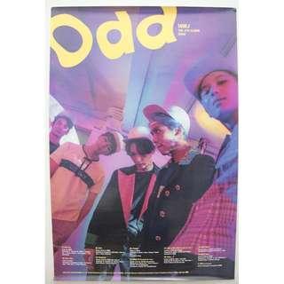 [Official] SHINee - Odd (A Ver.) Poster