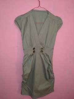Mini dress wanita