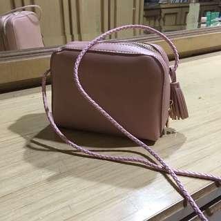 miniso pink bag (c&k look-alike) preloved
