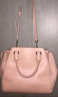Sale! Charles and Keith Pink Bag (authentic)
