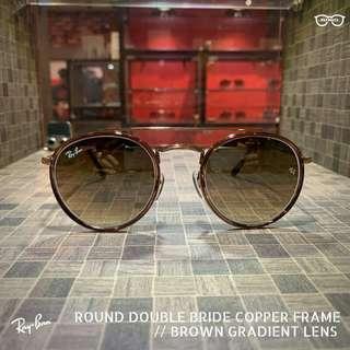 ROUND DOUBLE BRIDGE