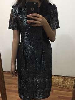 Black Dress Blink-blink