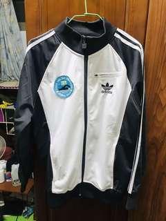 🚚 Adidas 立領外套 M號