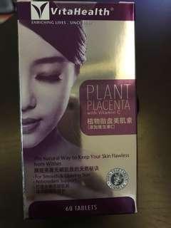Vita health plant placenta