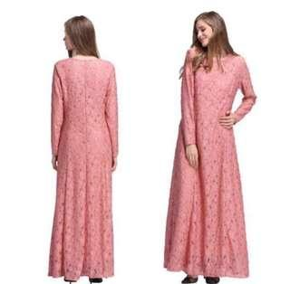 ❤️BNIP lace long dress
