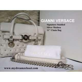 Gianni Versace Bag - Authentic Gianni Versace Bag