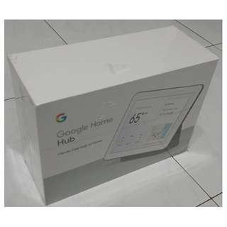 """Google Home Hub 7"""" Smart Display with Google Assistant"""