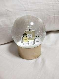 Chanel No 5 Snow Globe (Ltd Edt)