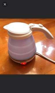 Gemini 摺疊式旅行電水壺 (紫色)