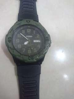 Casio mrw 200