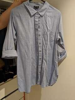 Bardot Oversized shirt - $20 (good condition)