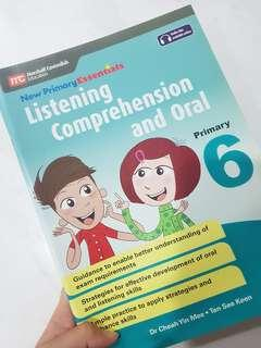 Listening comprehension and oral primary 6