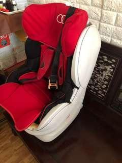 Baby Car Seat Adjustable Sleeping and Sitting Position Koopers Limbo