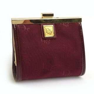 Vintage Dior 復古零錢包