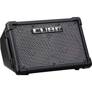 Portable PA Sound System Amplifier for Rent - Roland Street Cube Ex (Busking Set Available; see pics)